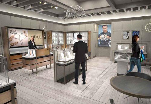 Wakefield LUXE concept interior
